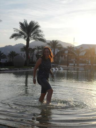 Le Meridien Dahab Resort: Enjoyed our time