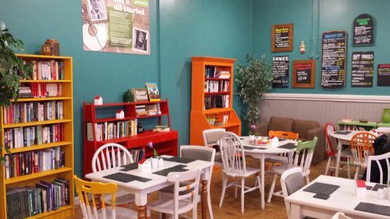 Emmaus Leeds Cafe