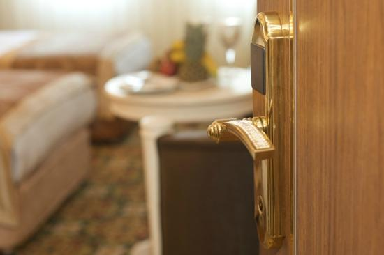 Marmaray Hotel: Oda görünüm