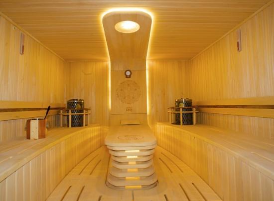 Marmaray Hotel: Sauna