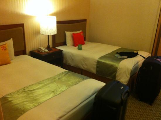 Wei-Yat Toong Mao Grand Hotel : Doppelzimmer
