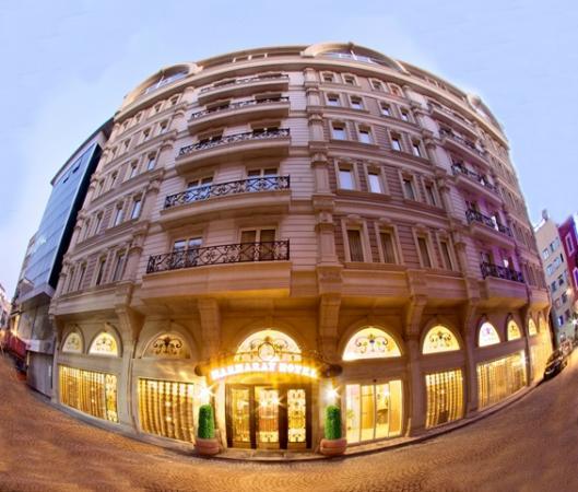 Marmaray Hotel: Dış görünüm
