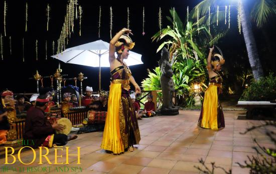 Sembiran, Indonesien: Dances