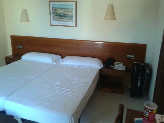 Hotel El Cupido: Hotel, Zimmer, Pool und Aussicht