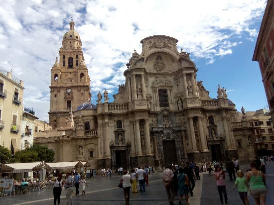 Parte interna - Picture of Cathedral de Santa Maria, Murcia - TripAdvisor