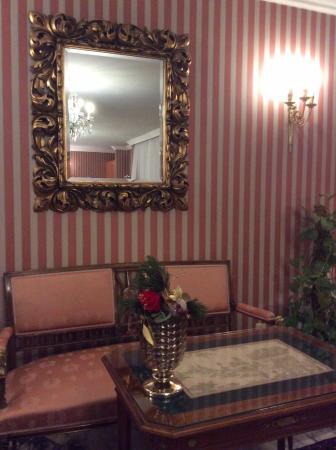 Savoy Hotel Vienna: Холл