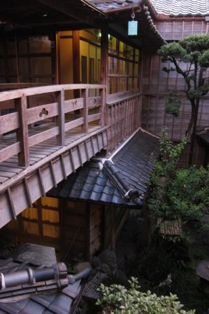 Hoshidekan: 宿の中