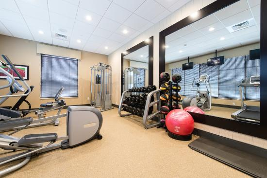 Aiken, Νότια Καρολίνα: Fitness Center