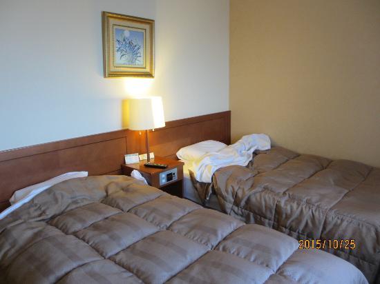 Hotel Route Inn Koriyama: ツインルーム