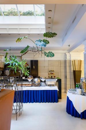 Rose Garden Palace : Breakfast Buffet