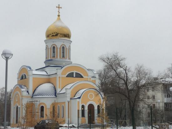 The Temple of An Icon of the Mother of God Life-Giving Spring