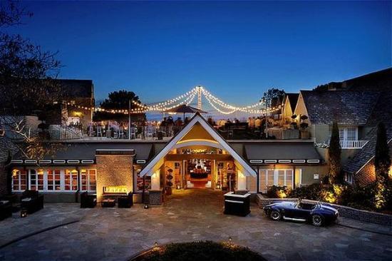 Del Mar, Kalifornia: Entrance