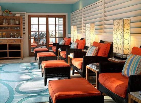 Del Mar, Kalifornia: Relaxation Room