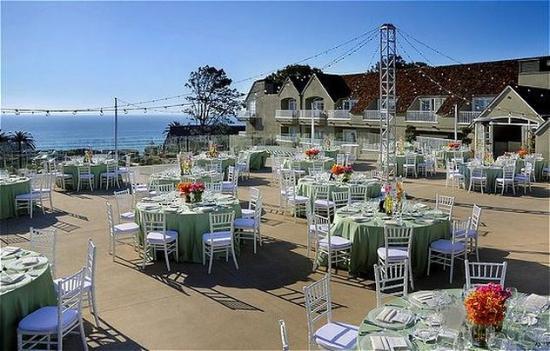 Del Mar, CA: Pacific Terrace Wedding