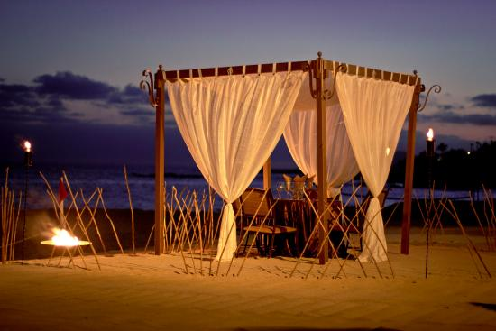 Marquis Los Cabos: Romantic Dinner