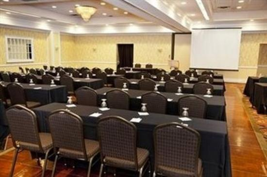 BEST WESTERN Mill River Manor: Meeting Room