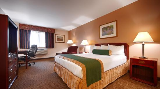BEST WESTERN New Baltimore Inn: King Guest Room