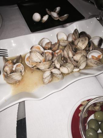 Fantástico restaurante con un menú de 13 € excepcional y un servicio 5 estrellas