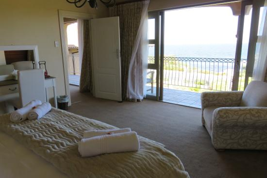 view from bedroom picture of on the cliff guest house hermanus rh tripadvisor com