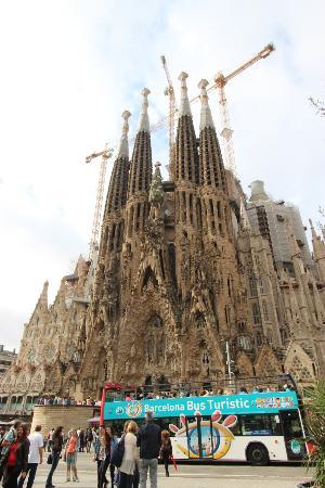 Pepito Tours. Private Day Tours of Barcelona: La Sagrada Familia