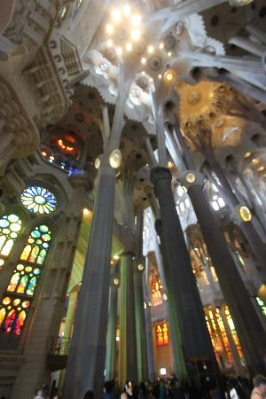Pepito Tours. Private Day Tours of Barcelona: Beauty wherever you look