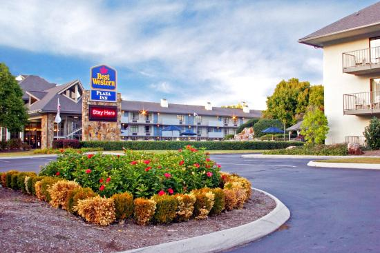 BEST WESTERN Plaza Inn : Exterior