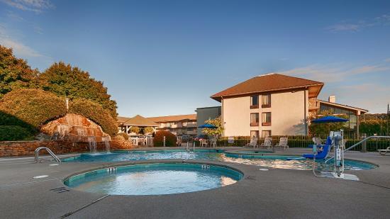 BEST WESTERN Plaza Inn : Pool
