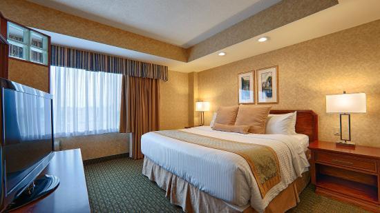 Best Western Voyageur Place Hotel Newmarket Ontario