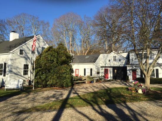 East Orleans, MA: The lovely Parsonage Inn