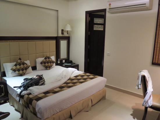 Hotel Intercity: room