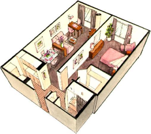 Garfield suites hotel cincinnati ohio reviews photos for G plan bedroom suite
