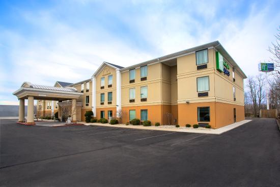 Nicholasville, KY: Welcome to the Holiday Inn Express