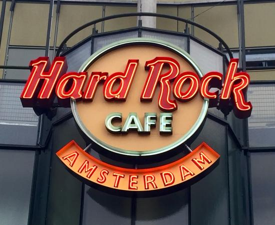 hard rock caf amsterdam picture of hard rock cafe amsterdam amsterdam tripadvisor. Black Bedroom Furniture Sets. Home Design Ideas