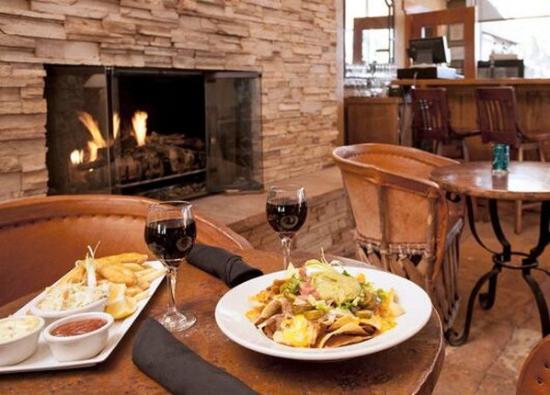 Arizona Riverpark Inn: Restaurant