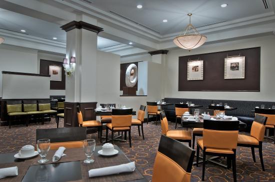 Hilton Garden Inn Washington, DC Downtown: Grist Mill Restaurant