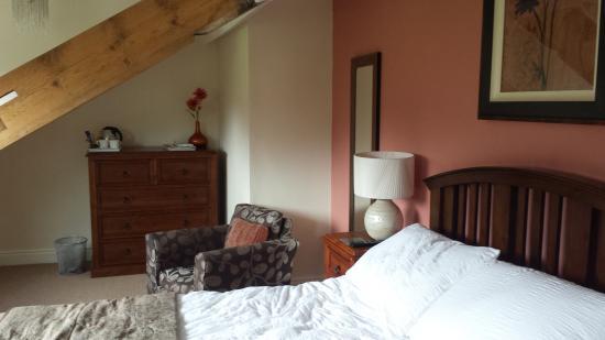 Reeth, UK: Room
