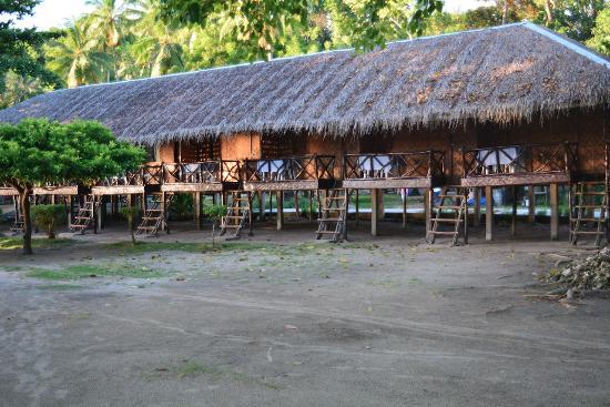 Isla Reta Beach Resort Huts By The