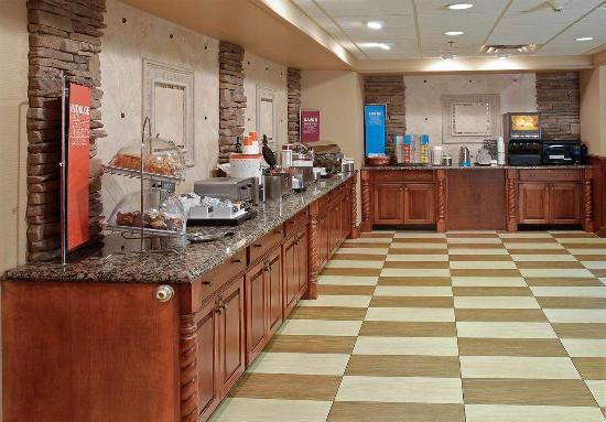 Canfield, โอไฮโอ: Breakfast Area