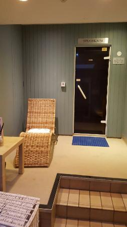 Spa Spa at The Spa Hotel: 20151205_152410_large.jpg