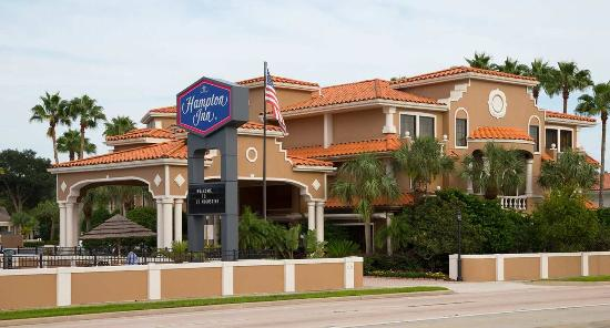 Hampton Inn St. Augustine-Historic District: Exterior hero
