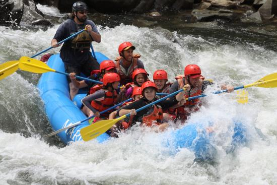 Zephyr Whitewater Expeditions: Best rapids of the trip