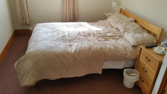 Ingleby Cross, UK: Room