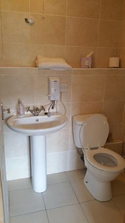 Ingleby Cross, UK: Bathroom