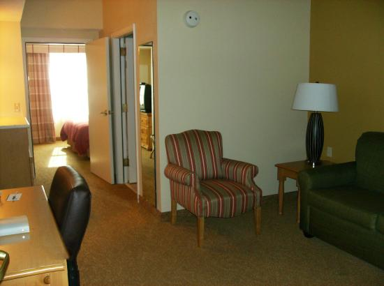 Country Inn & Suites By Carlson, Louisville East: One Bedroom King Suite
