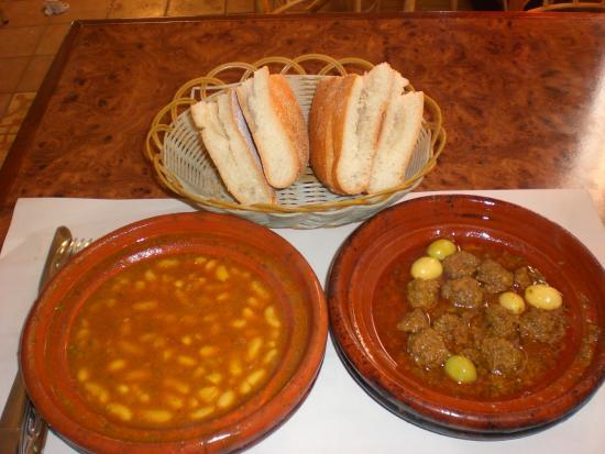 Restaurant Al Moukhtar: ランチ。