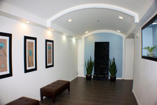 Holiday Inn Express Solana Beach Reception