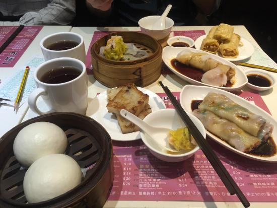 One Dim Sum - restaurant à hong kong