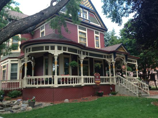 Victorian Bed And Breakfast Sioux Falls Sd