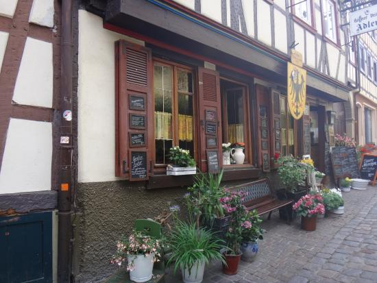 Bad Wimpfen, Germania: Ресторан