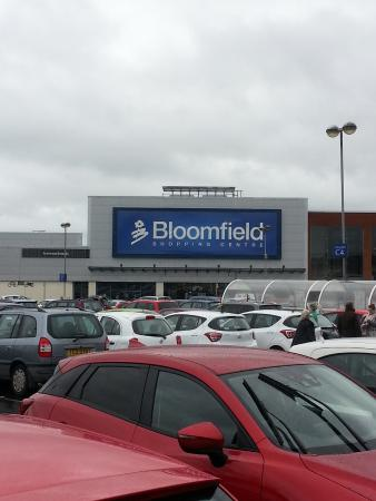 ‪Bloomfield Shopping Centre‬